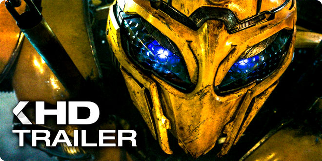 Transformers Bumblebee Movie - Final Trailer - Paramount Pictures